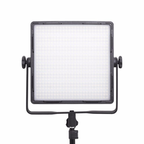 Iluminación para vídeos - imagen de un panel lED