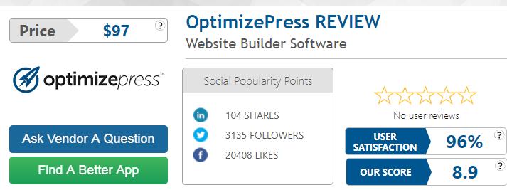 موقع OptimizePress review