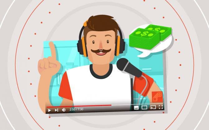 f888746e39 Muchas personas hablan sobre el deseo de querer convertirse en youtubers,  una profesión soñada principalmente por los jóvenes, que crecen viendo la  ...