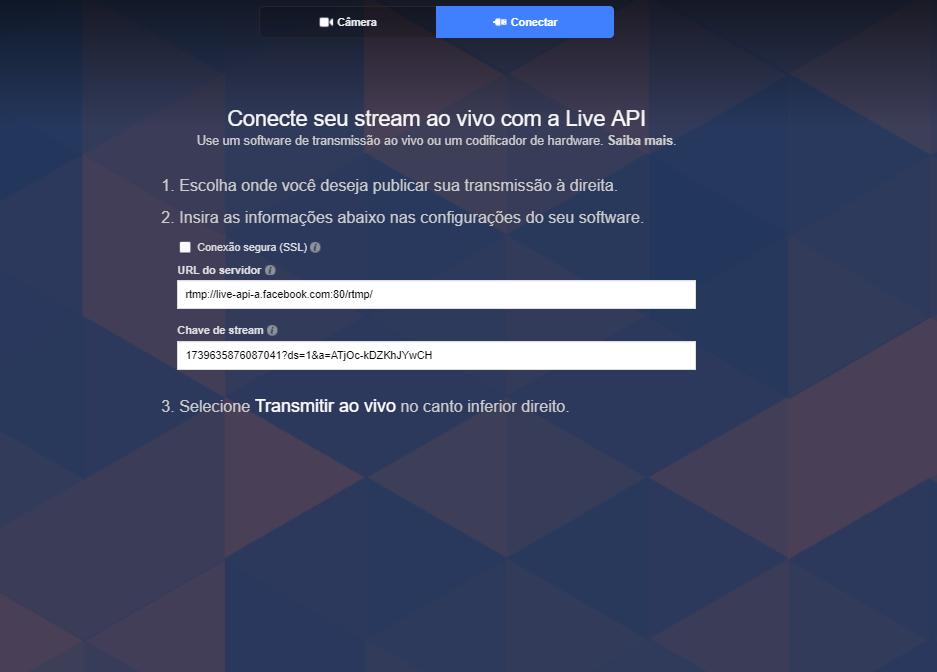 6e4822dca931 Transmissão ao vivo: como fazer lives no Facebook e no YouTube
