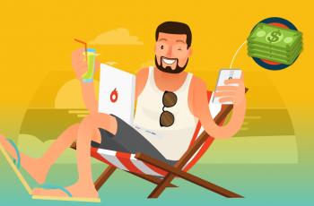 مَن هم Digital Nomads ؟ كيف تكون حياة العاملين الذين يقضون أيامهم مسافرين؟