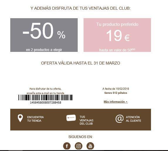 Marketing directo - Ejemplo 2