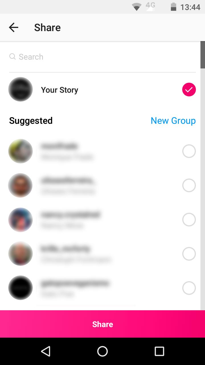 instagram stories - imagem de como postar um stories
