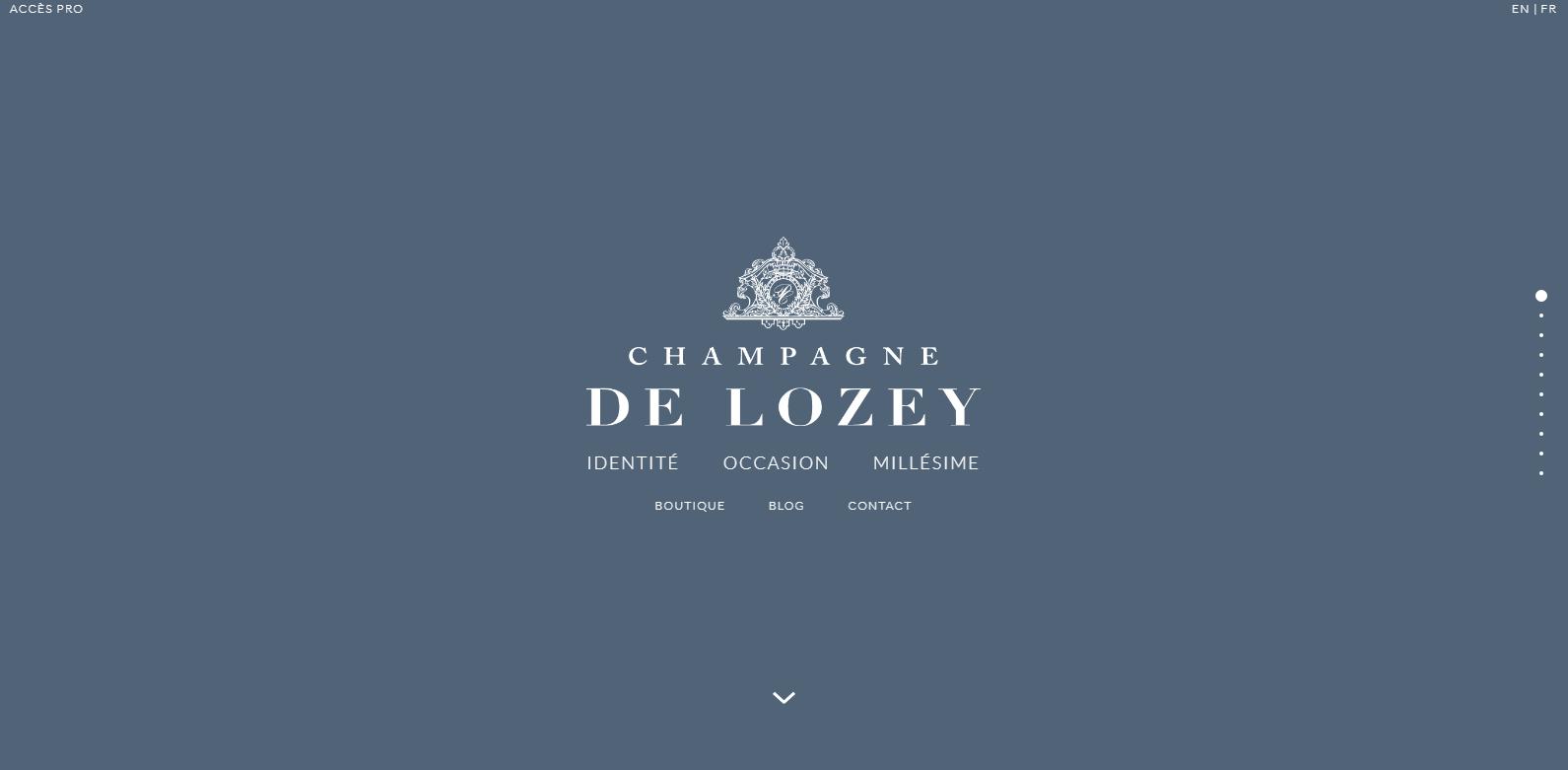 Champagne de Lozey