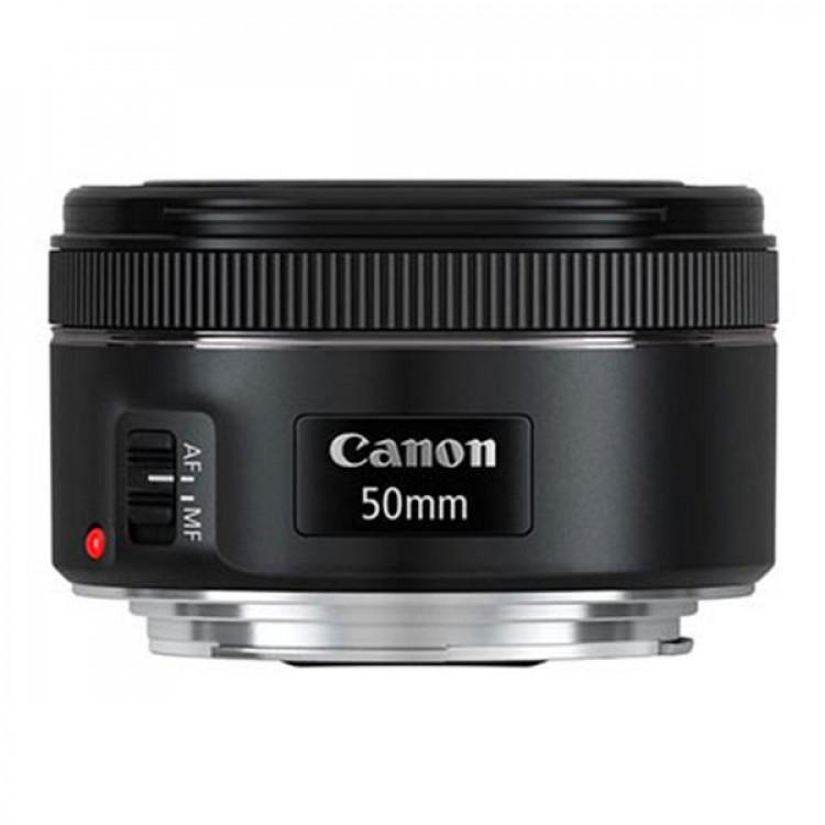 producción de vídeos - Canon EF 50mm
