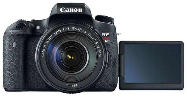 producción de vídeos - Canon-T6i
