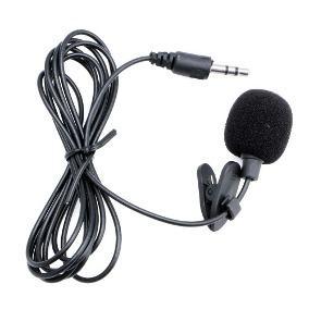 producción de vídeos - Micrófono de solapa