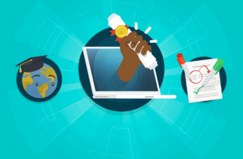 What are online course platforms and why are they useful?