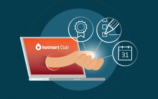8a536a633 Não é segredo que o Hotmart Club é a solução mais completa para nossos  Produtores