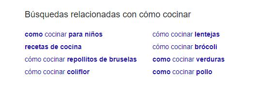 ventas internacionales - imagen de búsquedas relacionadas Google