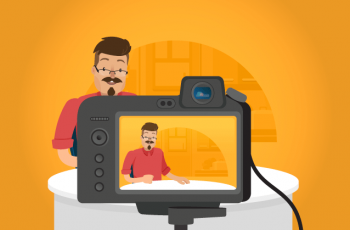 Como montar um estúdio de gravação de vídeo caseiro