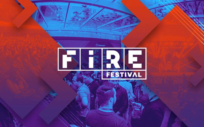 Descubra quais são os parceiros e patrocinadores do FIRE Festival 2018