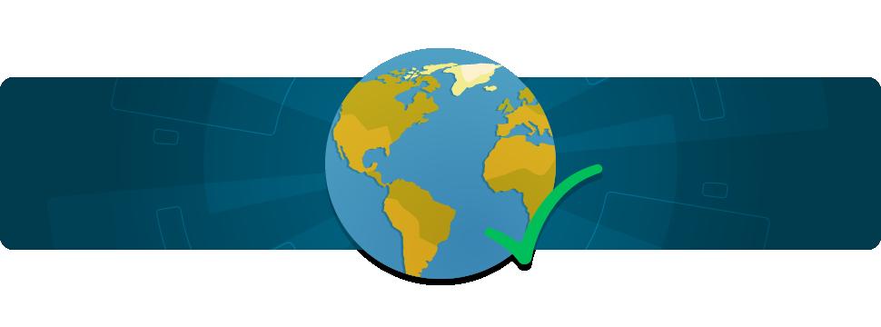 melhores-empregos - imagem do globo terrestre