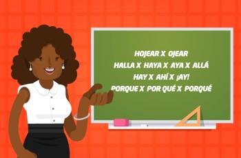 ¿Cuáles son los errores gramaticales y ortográficos más comunes en español?