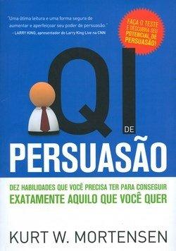 Capa do livro: QI de Persuasão