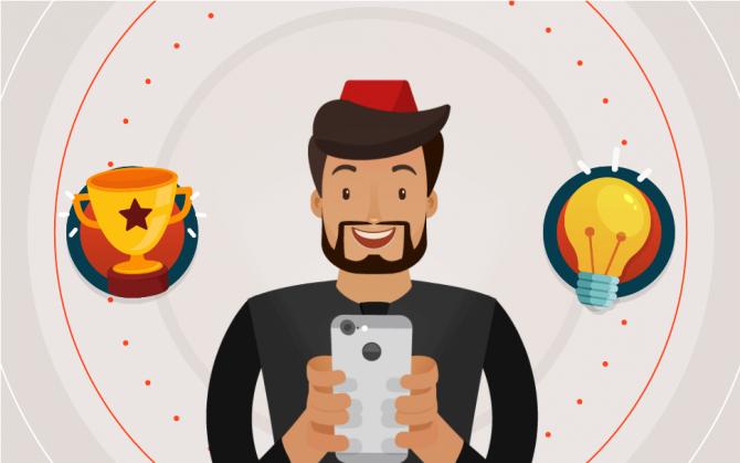 6d2ad1e98 الانترنت تقدم لك مجموعة تطبيقات على الجوال يمكن أن تؤثر على جميع تفاصيل  حياتك وتترك فيها أثراً إيجابياً:
