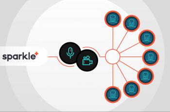 Más contenido en Sparkle con audios y vídeos más largos