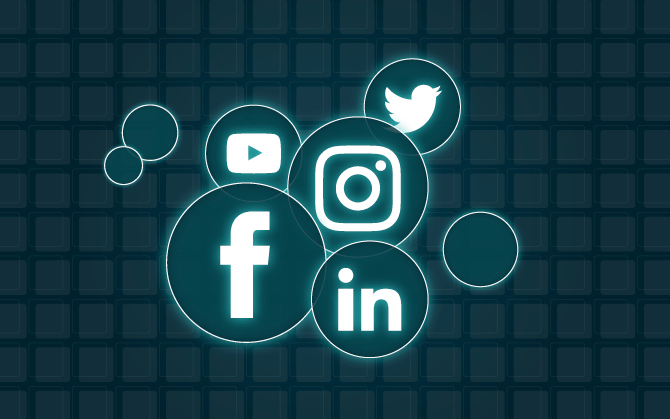 df02abb0a6a0 Não é mais novidade para ninguém o quanto as redes sociais são populares no  Brasil.