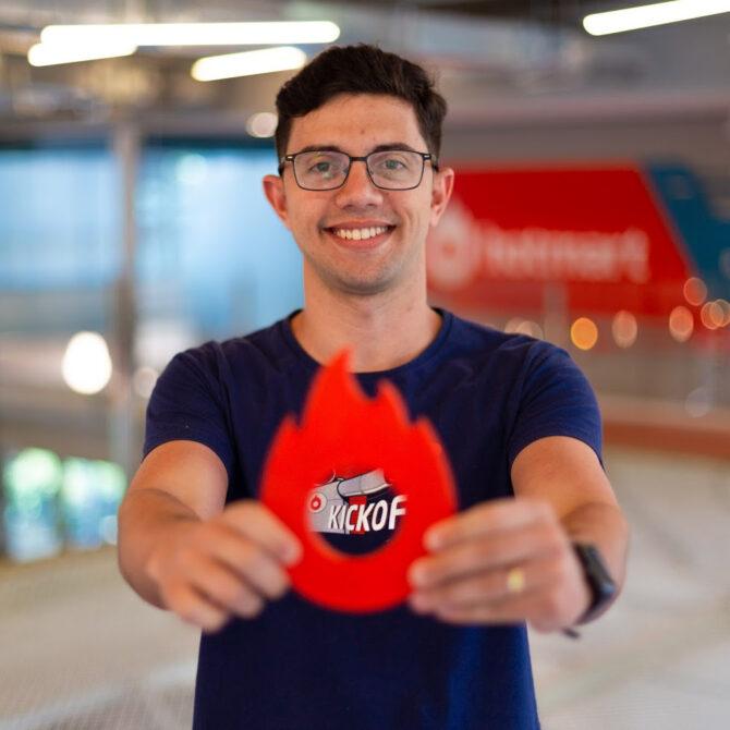 Luiz Leite, autor do blog da Hotmart