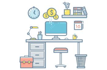 Qual a melhor maneira ganhar dinheiro sem sair de casa?
