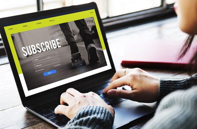 4 vantagens de criar seu próprio clube de assinatura
