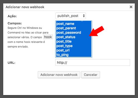 Na imagem, integração do Sparkle ao WordPress