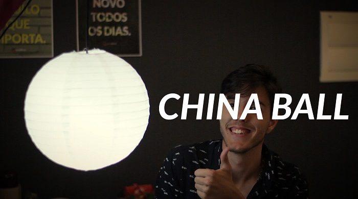 china ball como fazer