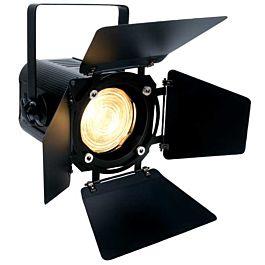 fresnel iluminação para vídeos