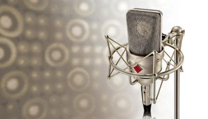 gravar áudio com qualidade