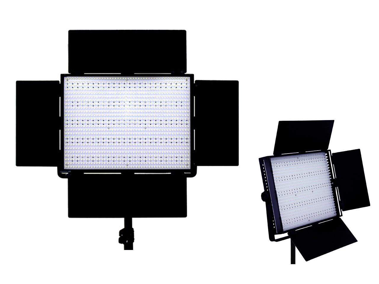 painel de led iluminação para vídeo