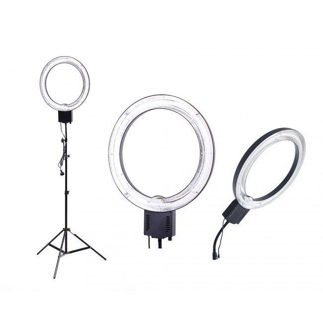 ring light luz para vídeos