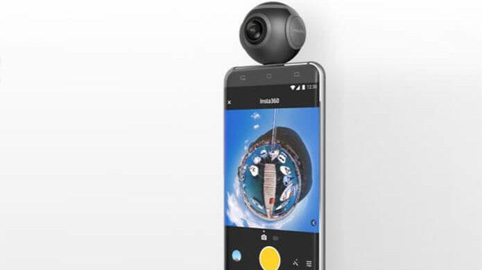 vídeo 360 graus