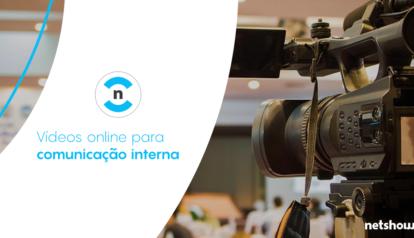 videos online na comunicação interna