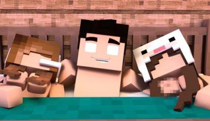 vídeos com personagens reais