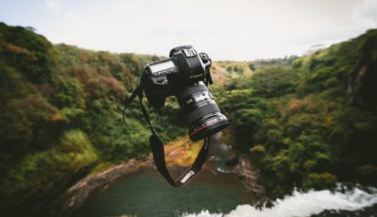 filmagem externa