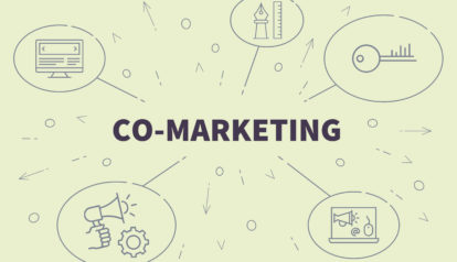 comarketing com vídeos