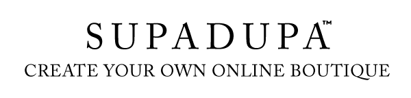 SupaDupa logo - 'Text only'