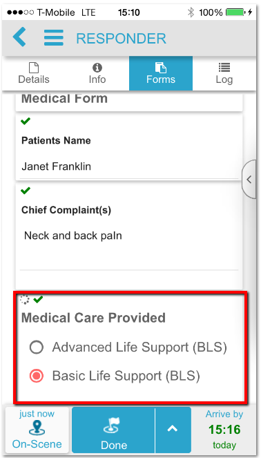 How to Use the Forms Tab in Responder   Verint Support Center