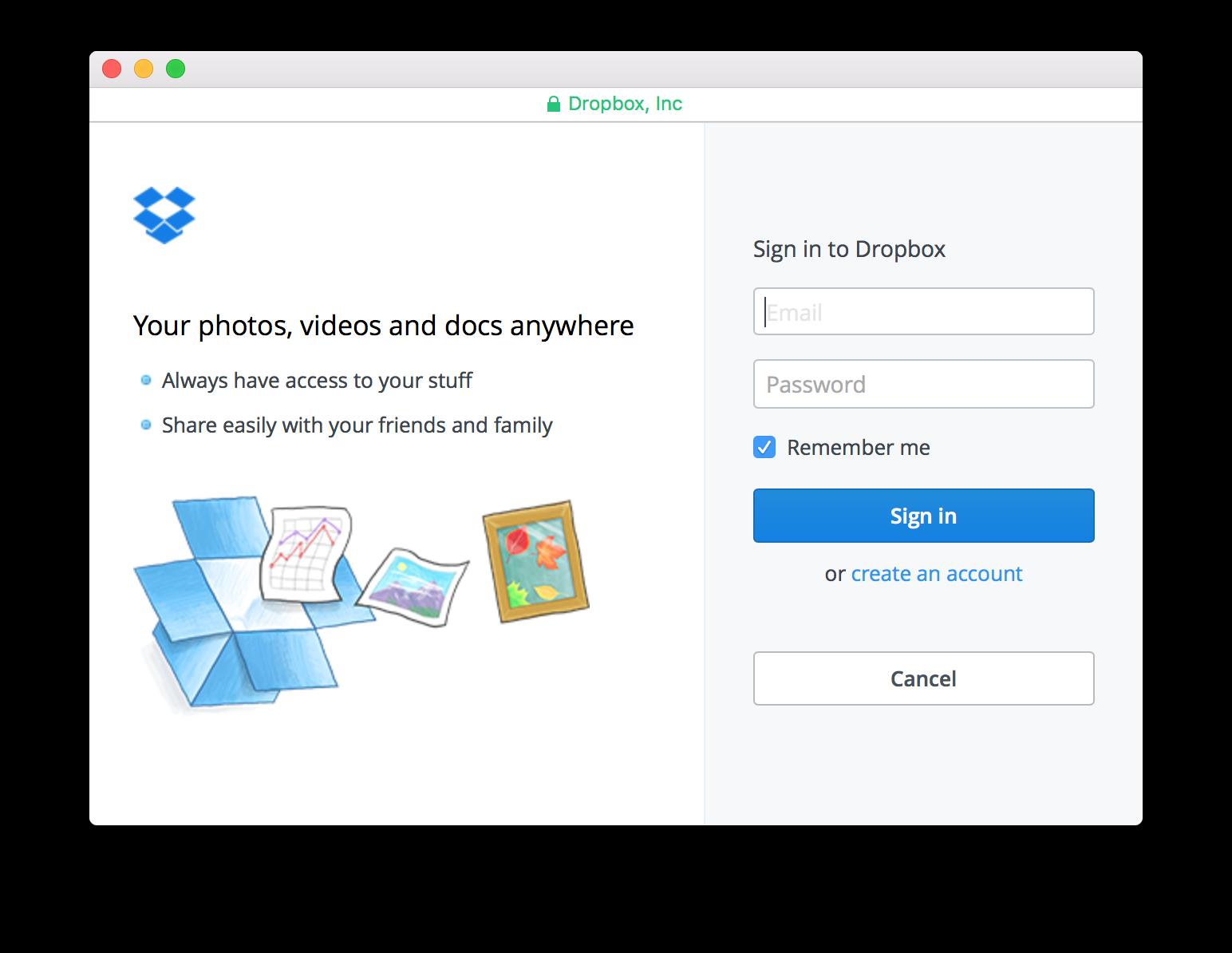 Using Dropbox with Azendoo | Azendoo Help Center