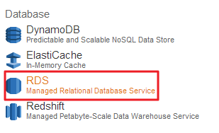 Changing the DB backup retention period for Relational