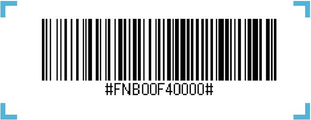Resetting the socket mobile 7ci barcode scanner bindo pos.