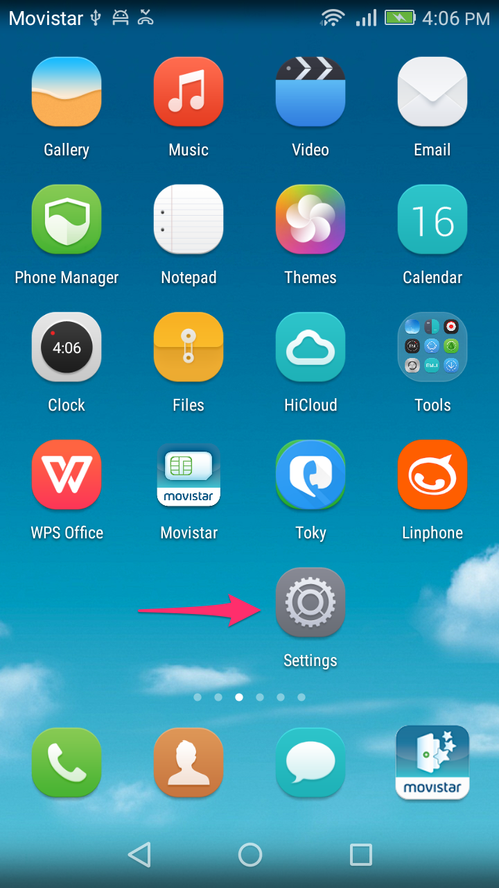 How to enable Toky as Protected App on Huawei smartphones