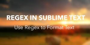 sublimeregex