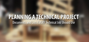 Documents Every Technical Project Should contain