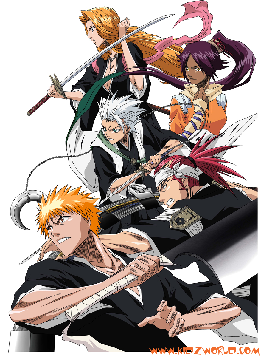 Bleach: The Blade of Fate | Game Preview | Nintendo DS ...