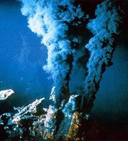 Atlantic Ocean Natural Disasters