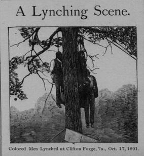 StoryMapJS: Map of Virginia's Lynching History
