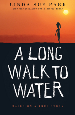 StoryMapJS: A Long Walk to Water Map