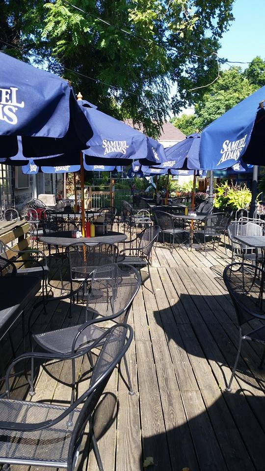 Best Restaurant Bar Patios In Dayton Outdoor Dining