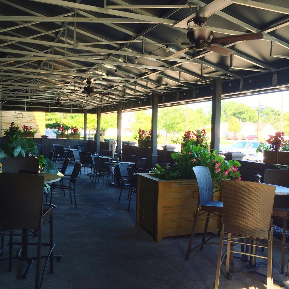 best restaurant bar patios in dayton outdoor dining. Black Bedroom Furniture Sets. Home Design Ideas